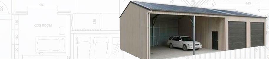 Open Bay Garages