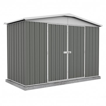 Regent Garden Shed - Double Door - 3m x 1.44m Colorbond