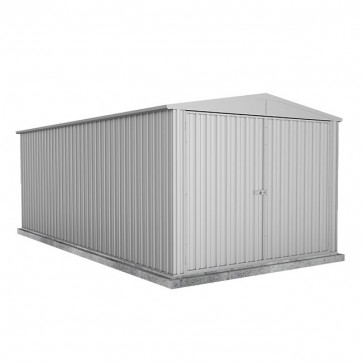 Highlander Garden Shed - Triple Door 3m x 6m Zincalume