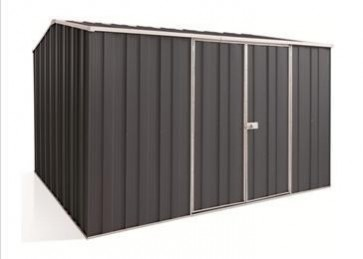 YardSaver Shed G98 - Double Door Gable Roof - 3.145m x 2.8m - Colour