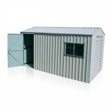 YardPro Portal Plus Workshop 260B - 2.6m x 4.4m - Cyclonic - Colour