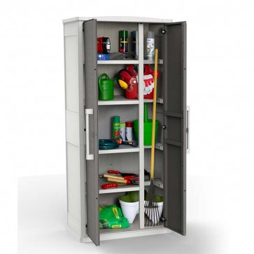 Keter Optima Multipurpose Cabinet 0.805m x 0.47m x 1.778m