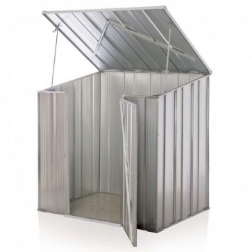 StoreMate S43 Storage Unit - 1.41m x 1.07m x 1.265m - Zinc