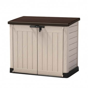 Keter Store it Out Max Storage Unit - 1.455m x 0.82m x 1.25m