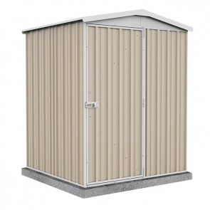 Regent Garden Shed - Single Door - 1.52m x 1.44m Colorbond CC