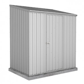 Spacesaver Shed - 2.26m x 2.26m - Single Door Zincalume