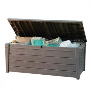 Keter 455L Brightwood Storage Box