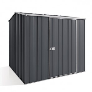YardSaver Shed G66 - Single Door Gable Roof - 2.1m x 2.1m - Colour