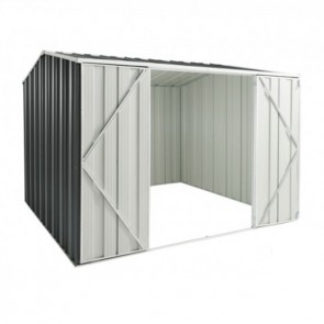 YardSaver Shed G88 - Double Door Gable Roof - 2.8m x 2.8m - Colour