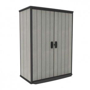 Keter High Store Storage Box 1.395m x 0.77m x 1.8m