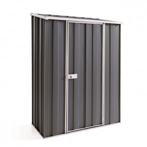 YardSaver Shed S42 - Single Door Skillion Roof - 1.41m x 0.72m - Colour
