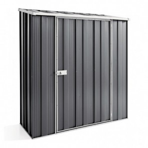 YardSaver Shed S52- Single Door Skillion Roof - 1.76m x 0.72m - Colour