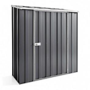 YardSaver Shed S52- Single Door Skillion Roof - 1.76m x 0.72m - Colour