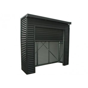 Smartlocker 800 - Roller Door Shed