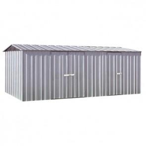YardPro ECO Plus Workshop 1510 - Gable Roof - 4.5m x 2.8m - Zinc